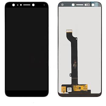 LCD Asus ZenFone 5 Lite ZC 600KL + touchscreen Black original