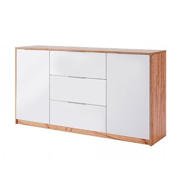 Комод Асти 2,0 (2 двери, три ящика) Миро-Марк