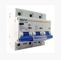 Автоматический выключатель усиленный 3р 40а  GAV 432