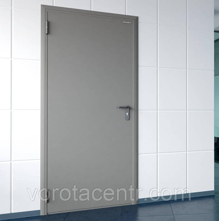 Технические одностворчатые двери DoorHan