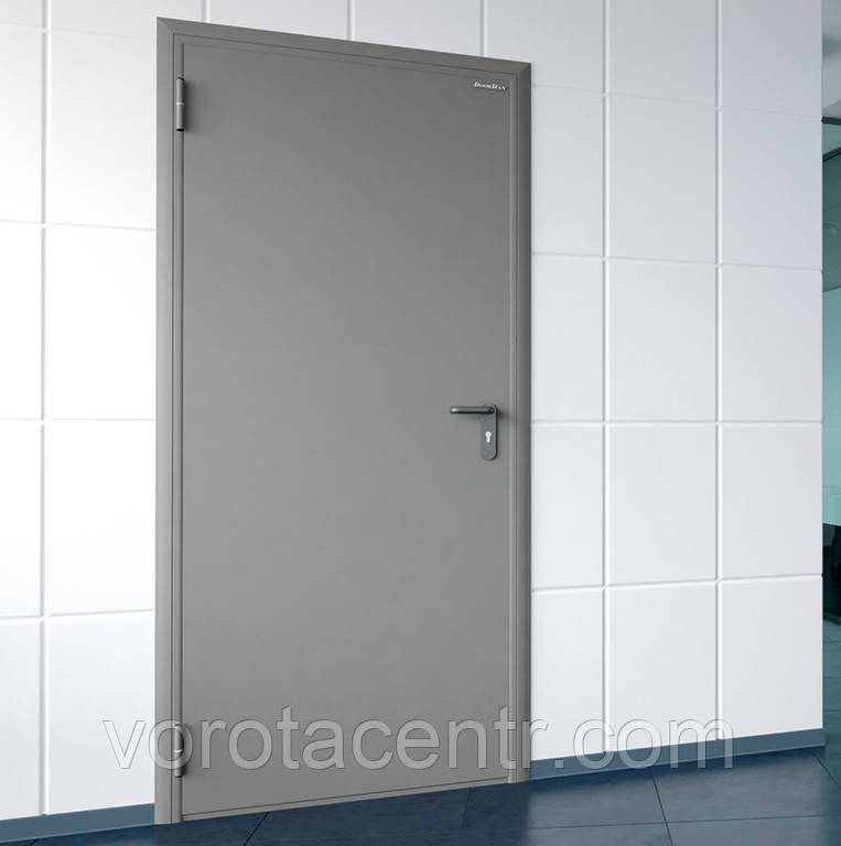 Технічні одностулкові двері DoorHan
