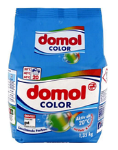 Порошок для стирки Domol Color 1.35 kg