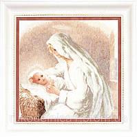 """Набор для вышивания крестом Crystal Art """"Мадонна в сиянии"""" ВТ-191"""
