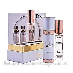 Женский набор мини-парфюмов CHRISTIAN DI0R J'adore 3 в 1