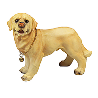 Статуэтка собака Лабрадор, 15 см