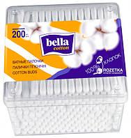 Палочки гигиенические Bella Coton 200 шт
