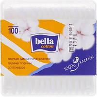 Ватные палочки Bella Bella cotton 100шт