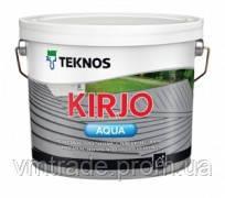 Антикоррозийная краска для крыш Teknos Kirjo Akva (Текнос Кирйо Аква) 18л,  Б3