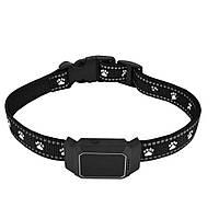 Водонепроницаемый GPS трекер для домашнего животного (кота, собаки) D35 Черный