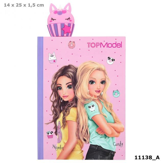 Щоденник для дівчаток Top Model