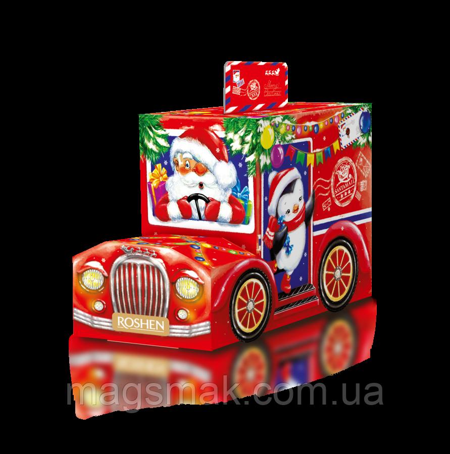 Подарок новогодний №4 Автомобіль Санти 309 г