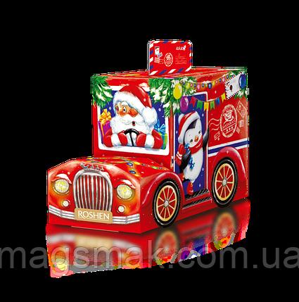 Подарок новогодний №4 Автомобіль Санти 309 г, фото 2
