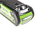 Аккумулятор Poulan Pro / Greenworks G40B2 (2 Ah) без ЗП, фото 3