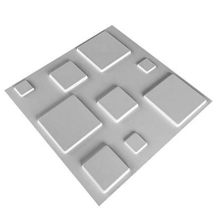 Декоративные объемные 3Д панели из ПВХ D095, фото 2