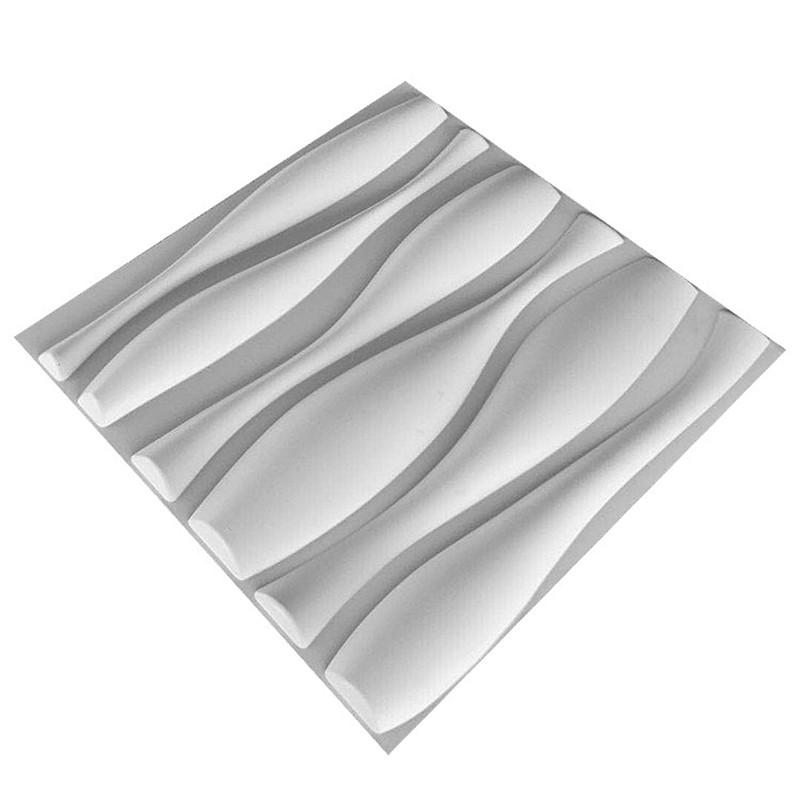 Декоративные объемные 3Д панели из ПВХ D026