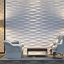 Декоративные объемные 3Д панели из ПВХ D026, фото 3