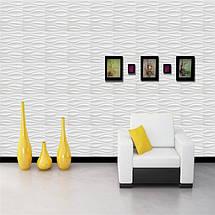 Декоративные объемные 3Д панели из ПВХ D026, фото 2