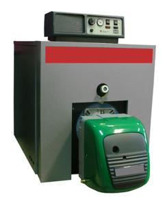 Котел на отработке Neinox 22 кВт + Горелка MTM CTB-65