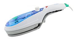 Ручной отпариватель паровой утюг щетка Tobi Travel Steamer 2078 2 функции отпаривание и глажка