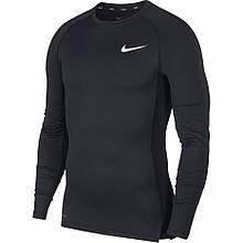 Термобелье мужское Nike Pro Tight-Fit Longsleeve Top BV5588-010 Черный XL