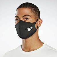 Захисна маска Reebok репліка Чорна