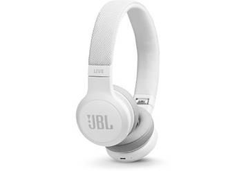 Наушники JBL Live 400BT White