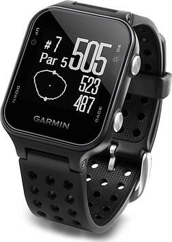 Смарт-годинник Garmin Approach S20 GPS Golf Watch Black (010-03723-01)