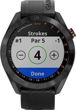 Смарт-годинник Garmin Approach S40 GPS Watch (010-02140-01)