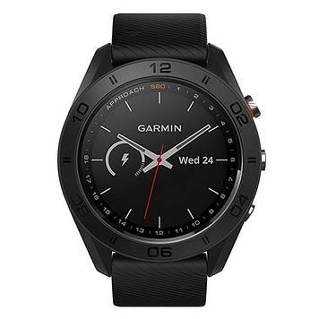 Смарт-годинник Garmin Approach S60 Black (010-01702-00)