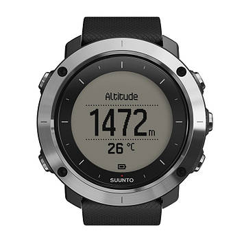 Смарт-часы Suunto Traverse Черный (SS021843000)