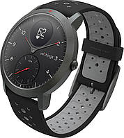 Смарт-часы WITHINGS Steel HR Sport Watch 40mm (HWA03b-40Черный-sport-All-Inter)