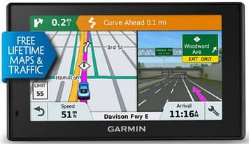GPS навигатор Garmin DriveSmart 51 LMT-S (010-01680-12)