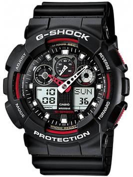 Мужсике часы Casio G-SHOCK GA-100-1A4ER