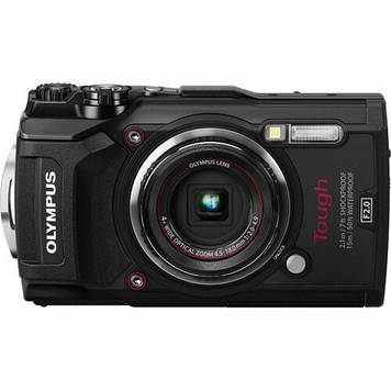 Фотоаппарат Olympus Tough TG-5 Black (V104190BE030)