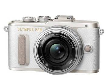 Фотоаппарат Olympus PEN E-PL8 kit (14-42mm) White
