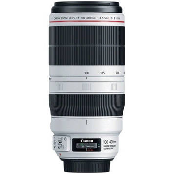Объектив Canon EF 100-400mm f/4.5-5.6L IS II USM
