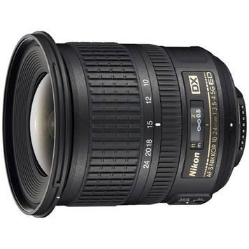 Объектив Nikon AF-S 10-24mm f/3.5-4.5G ED