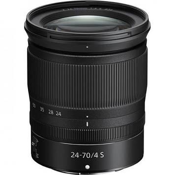 Объектив Nikon Z 24-70mm f/4 G IF ED Z