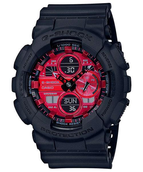 Мужские часы Casio GA-140AR-1AER