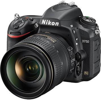 Фотоаппарат Nikon D750 Kit 24-120mm f/4 VR