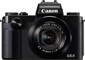 Фотоаппарат Canon Powershot G5 X Mark II Black