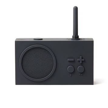 "Радио ""Tykho 3"" темно-серый"