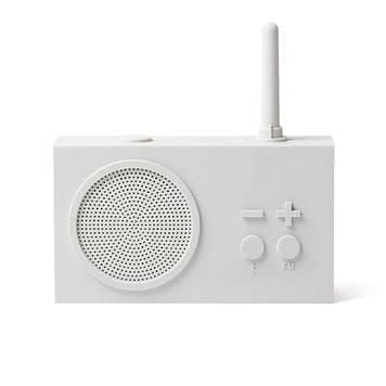 """Радио """"Tykho 3"""" белый"""