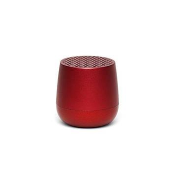 Мини-колонка MINO, 3 Вт красный