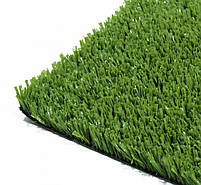 Искусственная трава 22 мм ширина 2 м CCGrass CE20 (исуственный газон в рулонах), фото 3