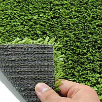 Искусственная трава 22 мм ширина 2 м CCGrass CE20 (исуственный газон в рулонах), фото 4