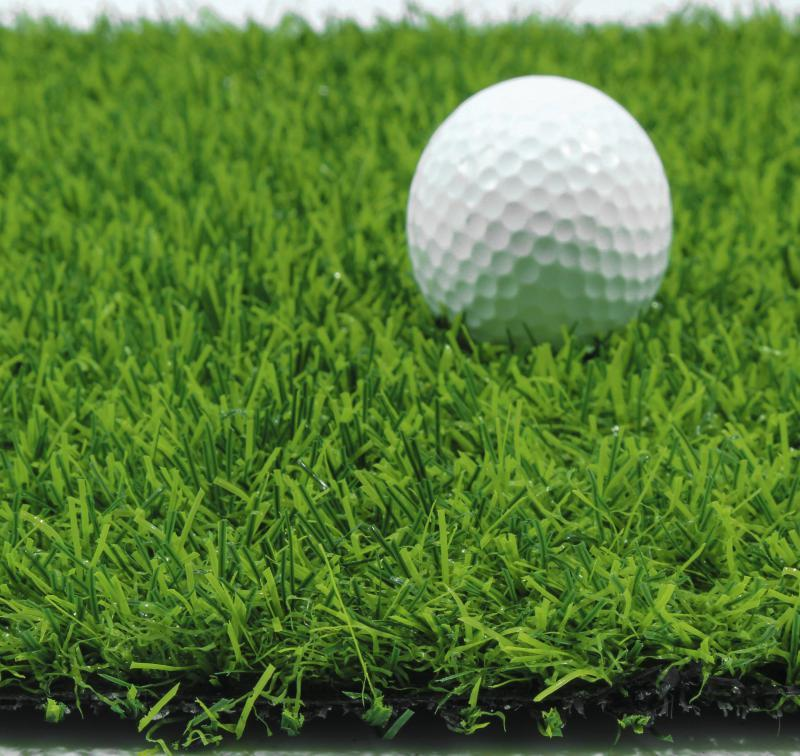 Штучна трава 20 мм ширина 4 м ecoGrass SD-20 (исуственный газон в рулонах)
