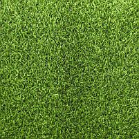 Штучна трава 20 мм ширина 4 м ecoGrass SD-20 (исуственный газон в рулонах), фото 2