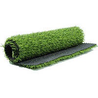 Штучна трава 20 мм ширина 4 м ecoGrass SD-20 (исуственный газон в рулонах), фото 9