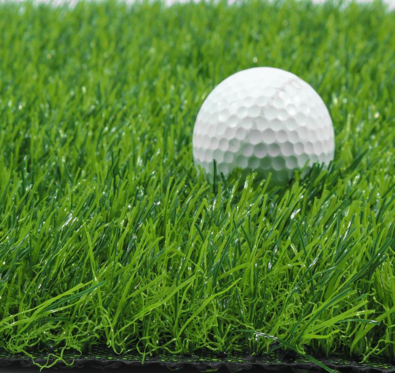 Штучна трава 35 мм ширина 4 м ecoGrass SD-35 (исуственный газон в рулонах)